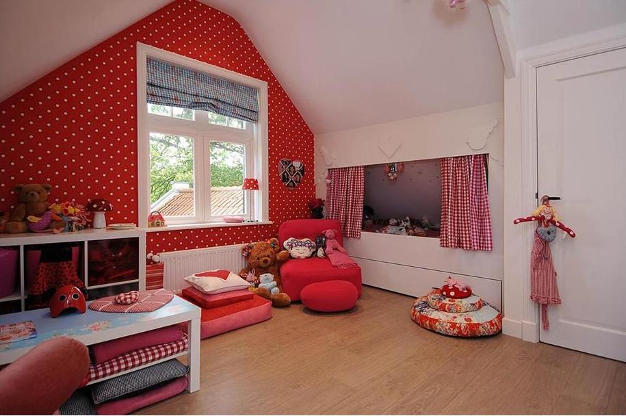 Rode Slaapkamer Ideeen : Hout en beton als rode draad in de slaapkamer slaapkamer ideeën