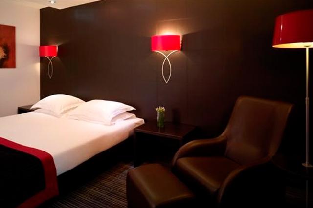 Hotel- en horeca-inrichting