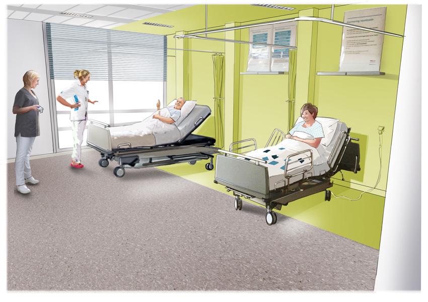 m260-onderwijsgebouw-laag-2-vaardigheidscentrum-lokaal-met-bedden-groen
