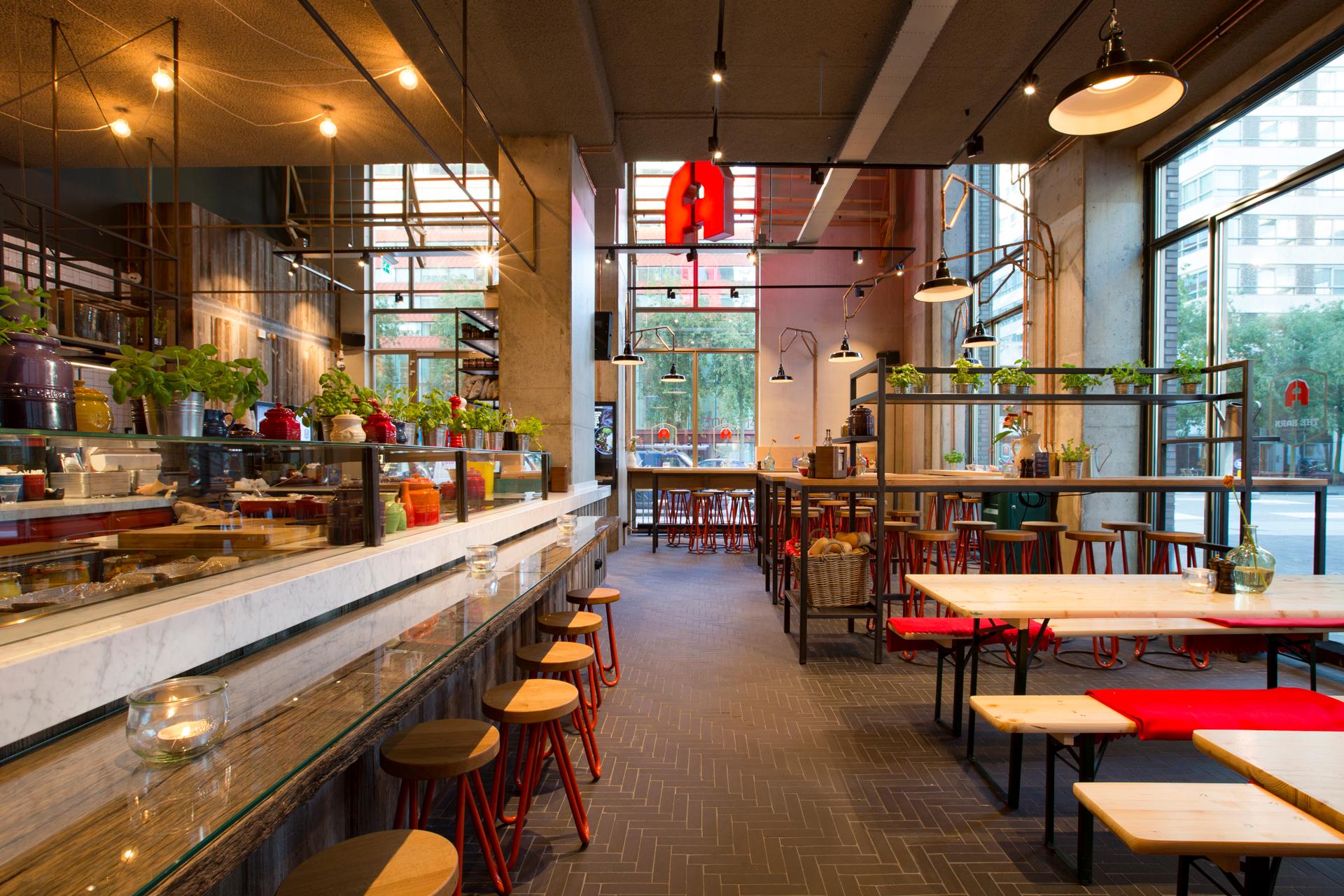 Take-away Amsterdam Concept Store - Suzanne Holtz Studio