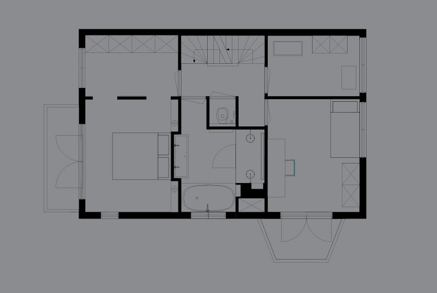 Da-Costalaan-Plattegrond-1e-verdieping